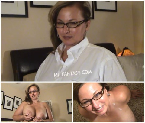 Leann Luscious - Would you like to watch mommy change - milfantasy.com