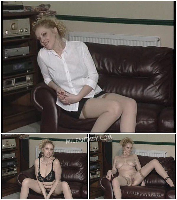 Leigh Gallagher - Aunt nephew roleplay part 5 DVD 1185 - milfantasy.com