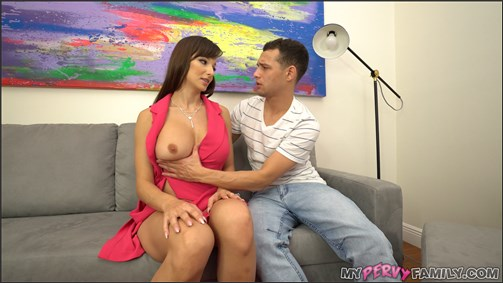 Lexi Luna - Johnny Gets His Way And Fucks His Mom