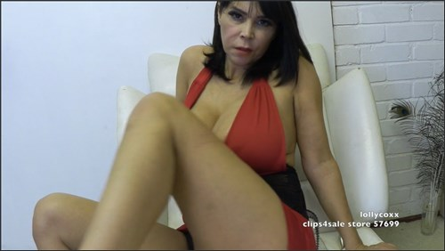 Lolly Coxx - Caught you wanking