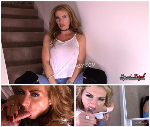 Lynda Leigh - Stepson Taboo Blowjob Pt1