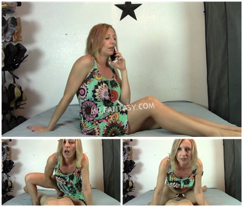 MILF Mommy Uses Son to Help with Taboo Impregnation After Loser Husband Disappoints Again