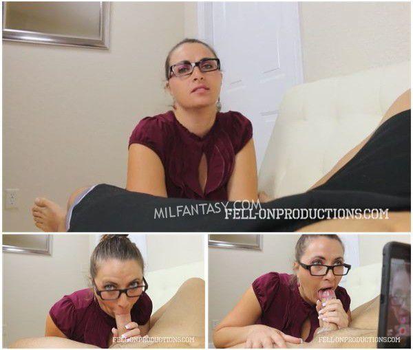 Madisin Lee - Lets make a porno mom