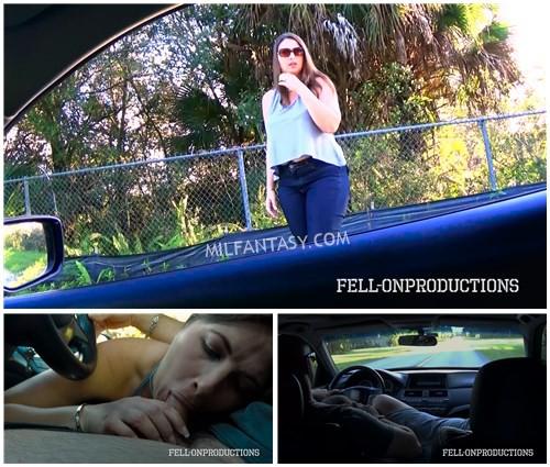 Madisin Lee - Moms Car Blowjob