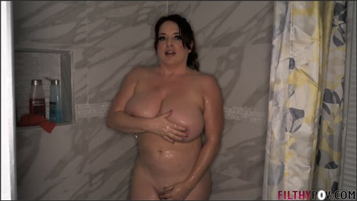 Maggie Green - Busty Milf Fucks Big Dick Perverted Son