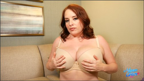 Maggie Green - Cheating Step Mom Blackmailed For BJ