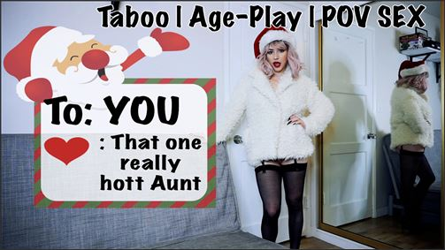 Mama Fiona - Fucking Your Aunt For Xmas