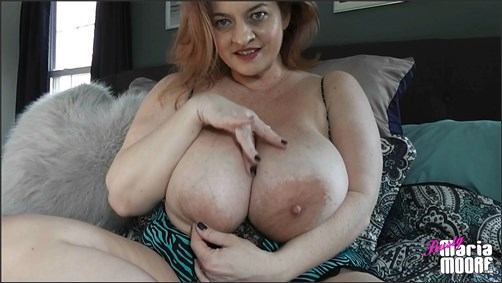 Maria Moore - Stepmom Wants You To Knock Her Up