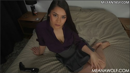 Meana Wolf - Maternal Aunt
