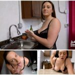 Melanie Hicks in First Time with Mom – Dad is Almost Home