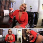 Mellanie Monroe – Cumming on my teachers big booty