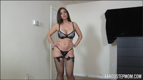 Mindi Mink - In Bed With Son