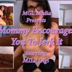 MILF GiGi – Mommy Wants To Watch You Jerk It