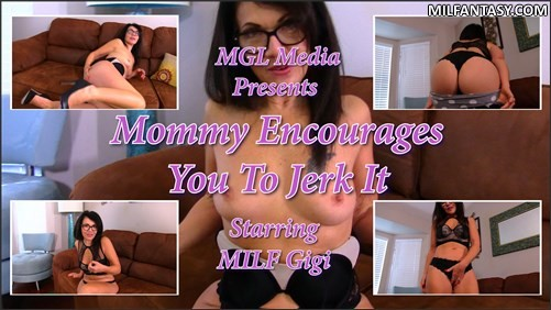 Miss Gia Love - Mommy Wants To Watch You Jerk It