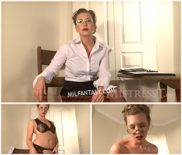 Mistress T - Follow Teachers Instructions