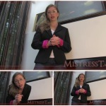 Mistress T – Teacher Supervised Masturbation