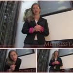 Mistress T – Teacher Supervised Masturbation