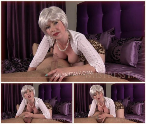Mistress T - Training by Mature Lady