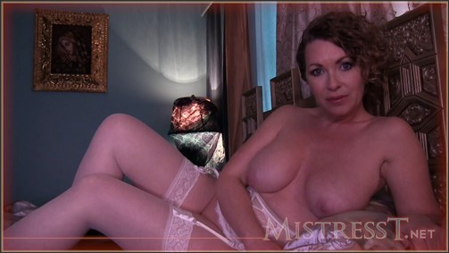 MistressT - Come To bed With Mom