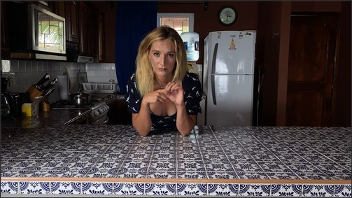 Mona Wales - Fucking Your Mom in the Kitchen