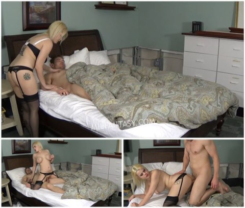 Nadia White - Mommy creampie cure all - milfantasy.com