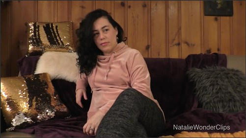 Natalie Wonder - Young Cock N Cum For Filthy Mommy