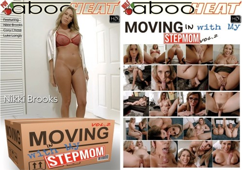 Nikki Brooks in Moving In With My Stepmom Vol 2a