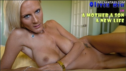 Olivia Blu - A Mother A Son And A New Life