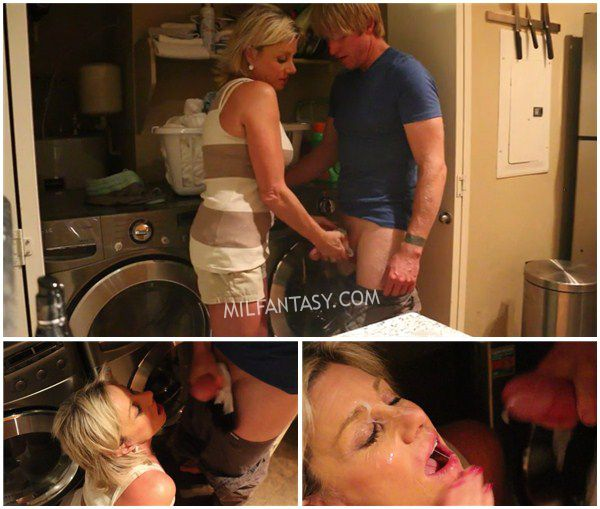 Payton Hall - Son Sniffs Moms Panties - milfantasy.com