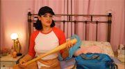 Penny Barber – Mom Fucks Herself with a Baseball Bat