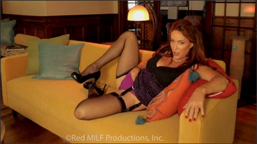 Rachel Steele - MILF1798 Panty Sniffing Mother Fucker