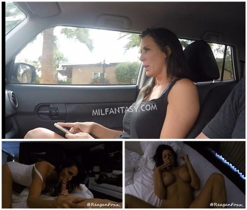Reagan Foxx - MILF Taboo Road Trip