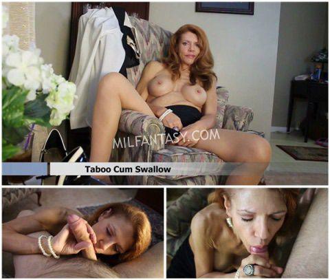 Savannah Charm - Taboo Cum Swallow - milfantasy.com