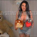 Siena Rose – Babysitting The Monster Cock 2
