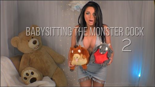 Siena Rose - Babysitting The Monster Cock 2