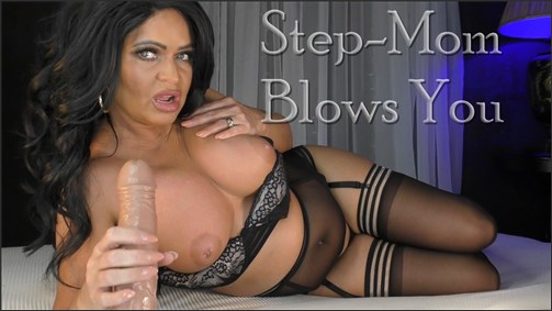 Siena Rose - Stepmom Blows You