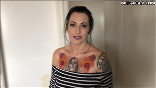 Sirensaintsin - Stepmom Sucks Your Cock And Rides You