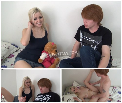 Taboo Fantasy - Daisy Destin - Three times with my big sister