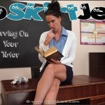 Tammie Lee – Perving On Your Tutor