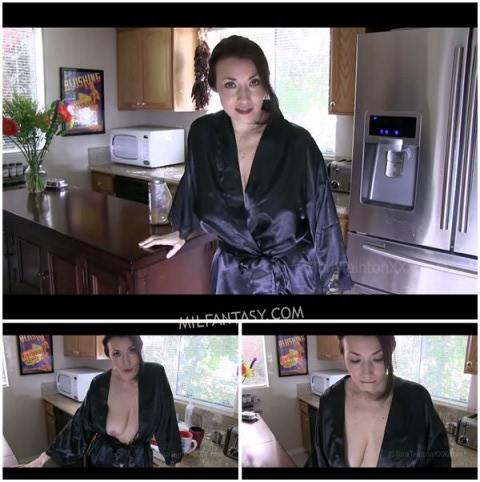 Tara Tainton - Making Your Breakfast Making You Come Hard