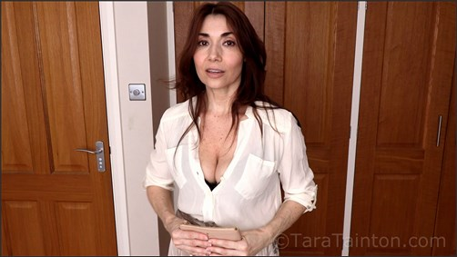 Tara Tainton - Youll Fill Me with Your Bull Cock And Leave My Son Alone