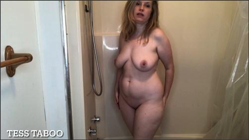Tess Taboo - Moms Shower