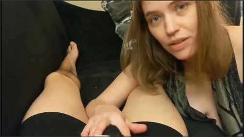 Wolfradish - Mom Gives 1st Handjob POV RP