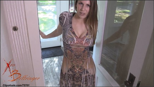 Xev Bellringer - Milf Nextdoor Needs Your Cream