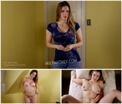 Xev Bellringer - Sex With Big Sister For The First Time