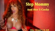 Xtasy Girl – Step Mommy And Her 5 Cocks