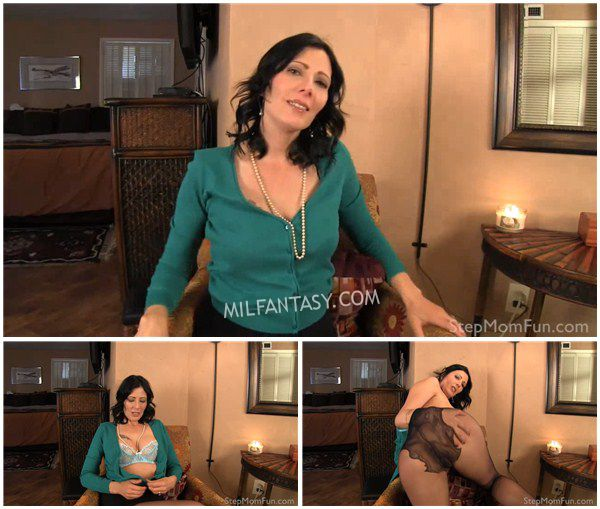 Zoey Holloway - A special video just for you - milfantasy.com
