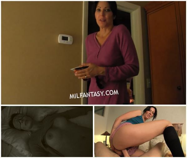 Zoey Holloway - Road trip with stepmom - milfantasy.com