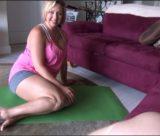 Brianna Beach - Mother Vs Son Yoga
