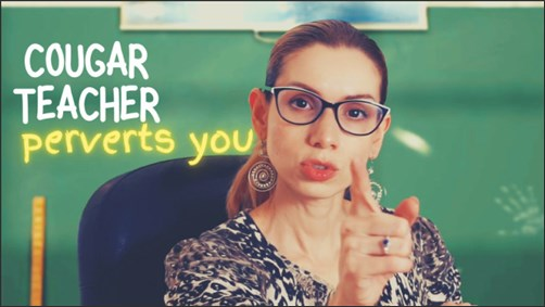 xxxCaligulaxxx - Hands on Teacher Perverts You